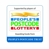 Funding of almost £20,000 was received from The People's Postcode Trust